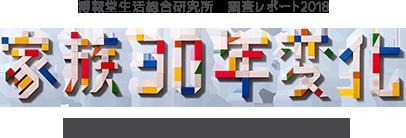 博報堂生活総合研究所 サマーセミナー2018 家族30年変化 家族はいま、プロジェクトへ。